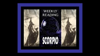 """SCORPIO - """" WHAT ABOUT ME"""" ? - 8th -14th MARCH 2021 #WEEKLYTAROT"""