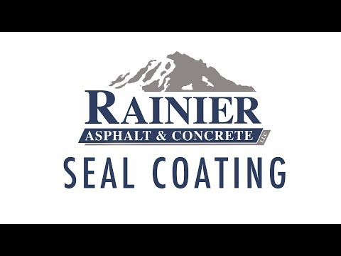 Seal Coating
