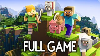 Minecraft - FULL GAME Walkthrough Gameplay No Commentary