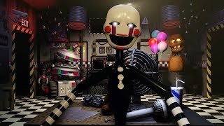 UCN Animated Jumpscares | 1-4 + Sister Location