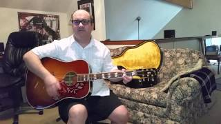 "#62 Guitar & Singing cover Tommy Bolin ""Wild Dogs"""