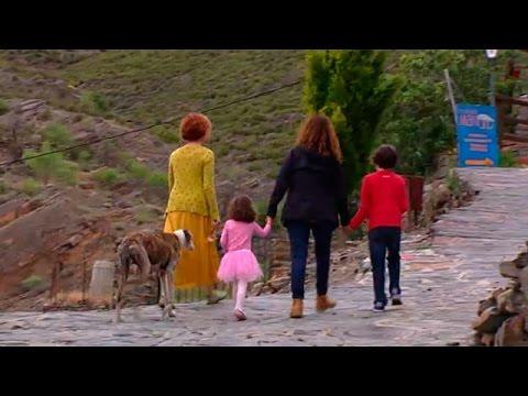 Así es Patones de Arriba, uno de los pueblos más fotografiados de España
