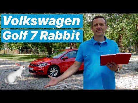 Jura priča o Golfu - VW Golf 7 Rabbit - testirao Juraj Šebalj