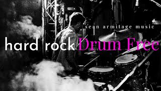Drumless Backing Track Hard Rock (95 BPM)