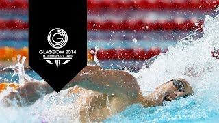 preview picture of video 'Swimming: Men's 4x100m Freestyle - Day 2 Highlights Part 6 | Glasgow 2014'