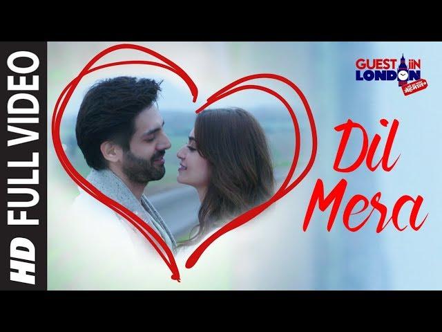 Dil Mera Full Video Song HD | Guest iin London Movie Songs | Kartik Aaryan