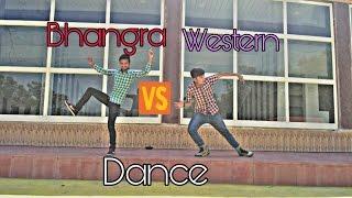 Bhangra-vs-Western-Dance