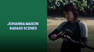 Badass Johanna Mason | Logoless Scenes