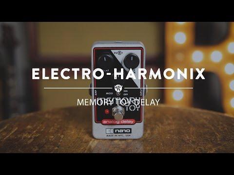 ELECTRO HARMONIX Memory Toy Kytarový efekt