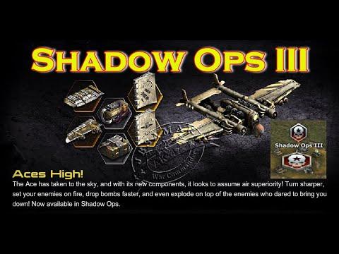 War Commander : Shadow Ops III - Survivors 70 - ACE Component