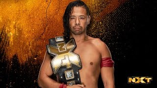 Shinsuke Nakamura 3rd WWE NXT Theme Song For 30 minutes - The Rising Sun(ft. Lee England Jr.)