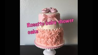 edible cake images for baby shower