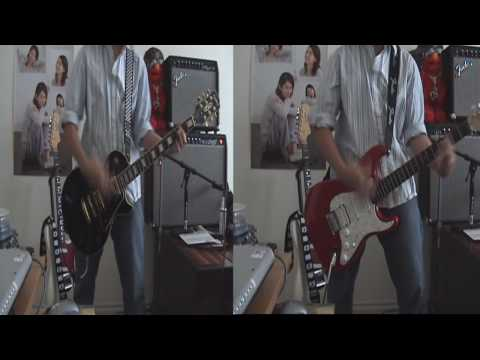 Weezer - Knock Down Drag Out cover