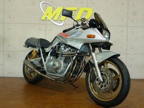 GSX1100S カタナ (刀)/スズキ 1100cc 埼玉県 モトフィールドドッカーズ埼玉戸田店(MFD埼玉戸田店)