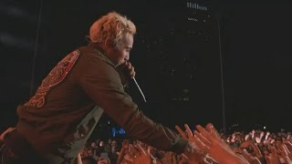 Saturday - Fall Out Boy Live at AT&T Block Party (part 19)