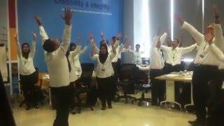 Yel Bikin Merinding  BPJS Kesehatan Diklat Penjenjangan Manajer Pratama Batch 2