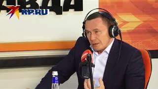 Мэр Иркутска Дмитрий Бердников о комфортной городской среде