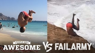 People Are Awesome Vs FailArmy!!   (Episode 5)