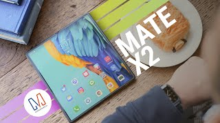 Huawei Mate X2 Review: The Better Foldable?