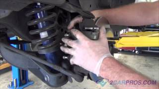 Brake Pad and Rotor Replacement Ford Explorer