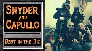 Scott Snyder & Greg Capullo   Comics Best Creative Duo