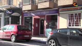 preview picture of video 'Ópticas Pinar instala un retinógrafo en Calamocha'