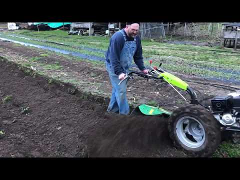 , title : 'Planting Cabbage, Carrots and Beets with Walk Behind Tractor