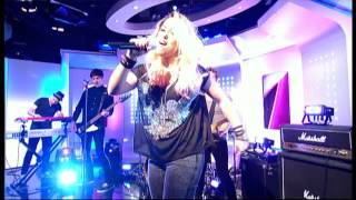 Amelia Lily - You Bring Me Joy (This Morning) 13th Sept 2012
