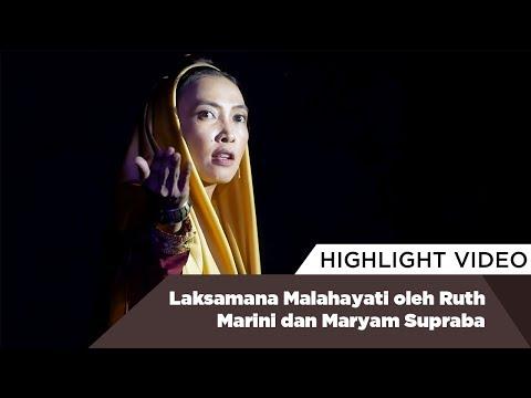 Highlight Laksamana Malahayati oleh Ruth Marini dan Maryam Supraba