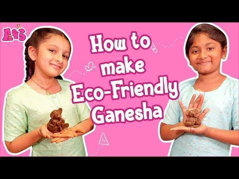 Aadya Sitara DIY Eco Friendly Ganesha