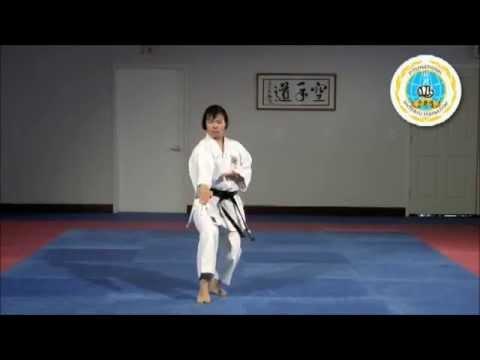 Bassai Dai - Shito Ryu