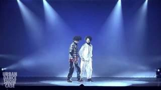 Les Twins - Hip Hop New Style, Freestyle & Choreography / 310XT Films / URBAN DANCE SHOWCASE