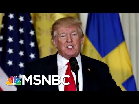 50 Percent Support Impeachment, Removal: Poll | Morning Joe | MSNBC