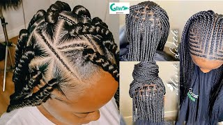 ❤️❤️JUST IN!!! 2020 Classic #Black Braided Hairstyles 2020: 50 Trendiest & Beautiful Hairstyles