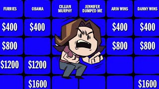 Who is THE VIDEO GAME BOY? - Jeopardy
