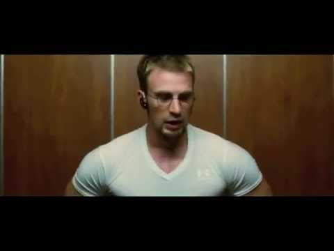 Before being Captain America let's not forget that Chris Evans was Skippy from Tech Support, a lethal killing machine