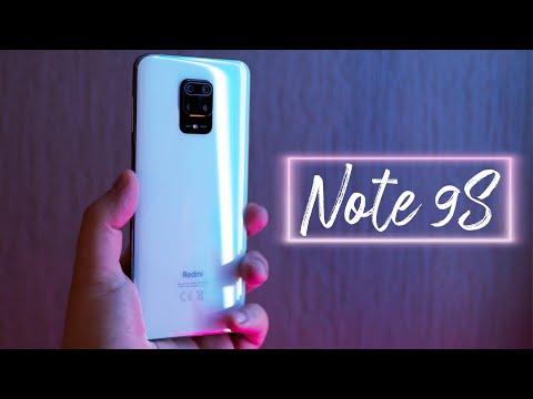 Redmi Note 9S - Реальный опыт использования