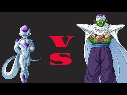Hyper Dragon Ball Z - Freeza VS Piccolo