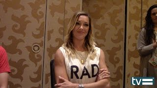 "Сериал ""Стрела"", Katie Cassidy Interview - Arrow Season 4"
