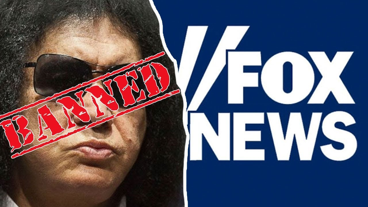 Gene Simmons BANNED From Fox News thumbnail