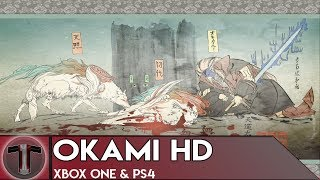 OKAMI HD | REVIEW | A CANVAS OF BEAUTY