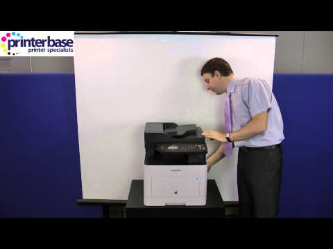 Samsung CLX 6260ND A4 Multifunction Colour Laser Printer Review
