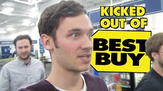 KICKED OUT OF BEST BUY! (& FamilyVideo.com Coupon)