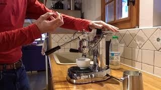 How To Use The Pavoni Espresso Machine