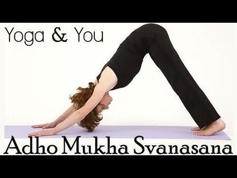 , title : 'How to do Adho Mukha Svanasana (Downward Facing Dog)'