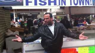 THE ORIGINAL... One 1 Pound Fish, Queens Market, Upton Park, London E13 MP3