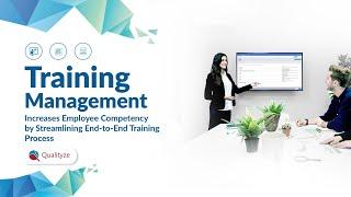 Employee Training Management Software Solution