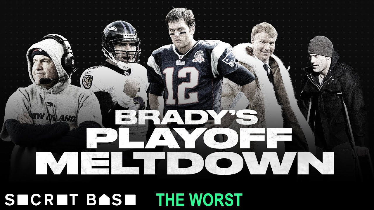 The worst Tom Brady playoff game was a turnover fiesta that should've been called after 15 minutes thumbnail