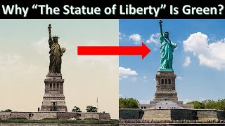 Here's Why The Statue of Liberty Is Green | For The Life |