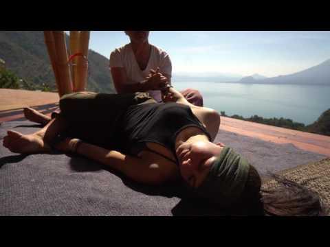 Olisticmap - demo di Thai yoga massage